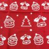 手ぬぐい「クリスマス」サンタクロース