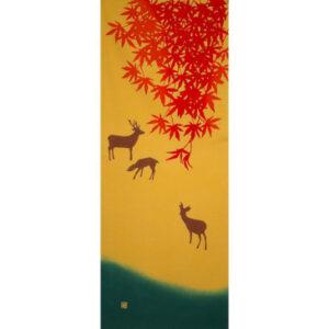 手ぬぐい「日本の秋」