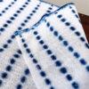 手ぬぐい「板締め豆絞り」晒し木綿