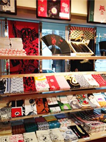 歌舞伎座場内売店