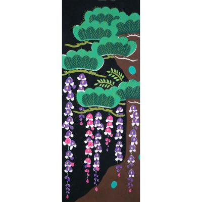 手ぬぐい「歌舞伎舞台・藤娘」