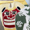 手ぬぐい「獅子舞」日本の歳時記