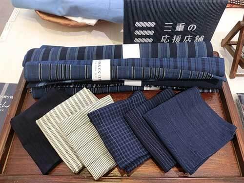 松阪木綿商品