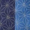 藍染め手ぬぐい「麻の葉」徳島産