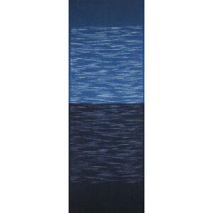 藍染め手ぬぐい「かすれ縞」徳島