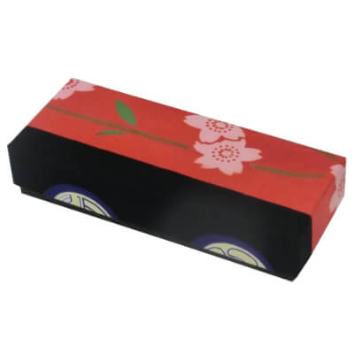 手ぬぐいハッピーボックス「歌舞伎衣裳・道成寺」