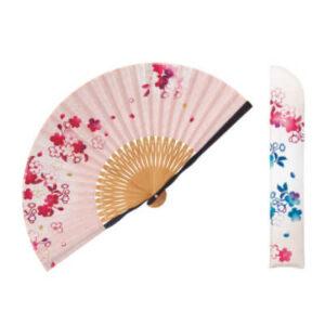 扇子袋セット「桜あかり」