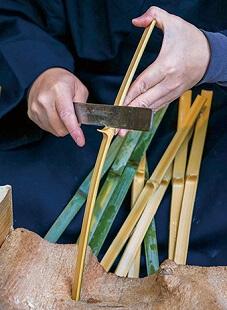 職人が作る丸亀産の手ぬぐい扇子