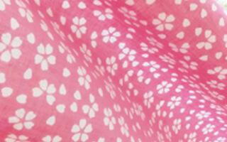 手ぬぐい「桜(ピンク)」の紹介