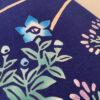 手ぬぐい「月に秋草図」秋の七草