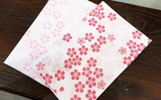 手ぬぐい「さくら花」桜