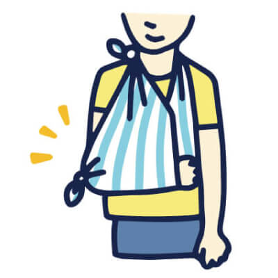 手ぬぐい防災「三角巾」