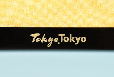 Tokyo Tokyo「アートフレームと手ぬぐい」名入れ